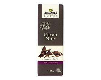 Bitterschokolade Cacao Noir