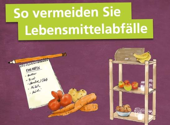 Lebensmittelabfälle vermeiden
